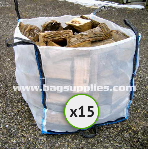 Mosquito Vented Log Bags - (15)