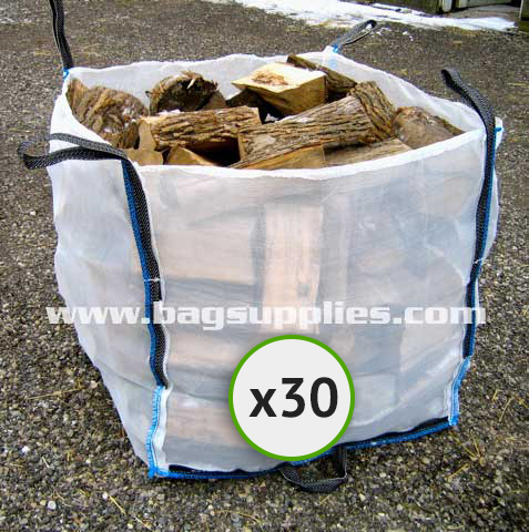 Mosquito Vented Log Bags - (30)