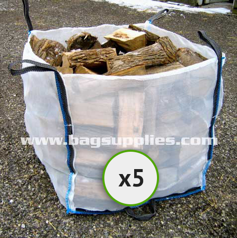 Mosquito Vented Log Bags - (5)