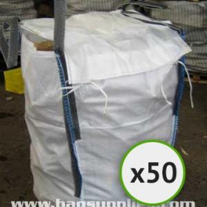 Plain Barrow Bags - (50)